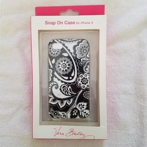 Vera Bradley Snap On Case for iPhone 4/4S